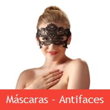 Máscaras - Antifaces - Capuchas